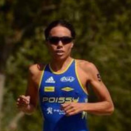 Andrea Hewitt, Triathlète professionnelle